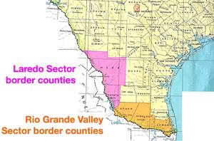 Laredo and Rio Grande Valley